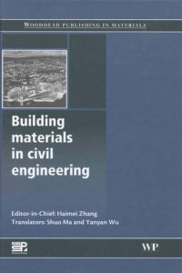 Building Materials in Civil Engineering By Haimei Zhang