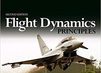 Flight Dynamics Principles By M. V. Cook