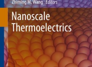Nanoscale Thermoelectrics By Xiaodong Wang