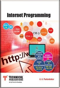 CS8651 Internet Programming