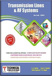 EC8651 Transmission Lines and RF Systems