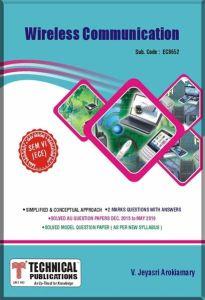 EC8652 Wireless Communication