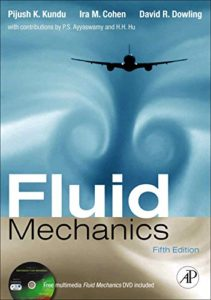 Fluid Mechanics By Pijush K. Kundu and Ira M. Cohen