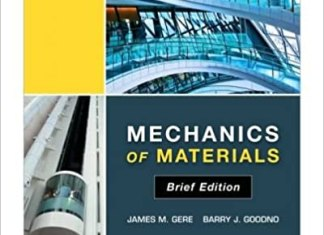 Mechanics Of Materials By James M Gere
