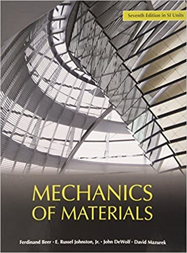 Mechanics of Materials By Ferdinand P. Beer