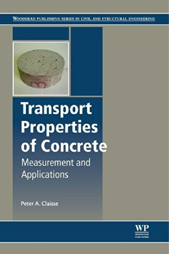 Transport Properties of Concrete By Peter A. Claisse
