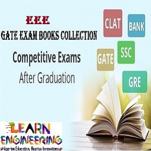 EEE Gate Books and Notes Collection