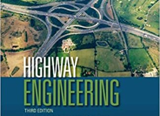 Highway Engineering 3rd Edition By Martin Rogers