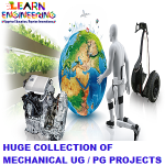 6. Mechanical Engineering UG/PG Project Collection