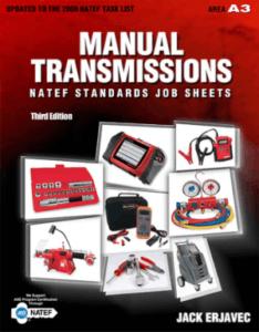 Manual Transmissions: NATEF Standards Job Sheets By Jack Erjavec