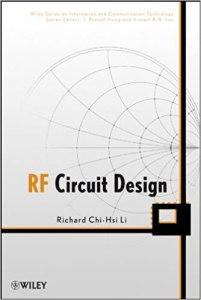 RF Circuit Design By Richard Chi Hsi Li