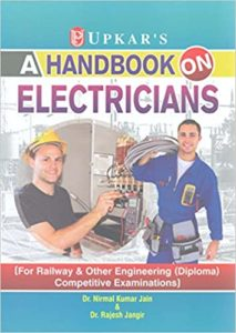 A Handbook on Electricians By Nirmal Kumar Jain