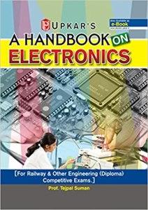 A Handbook on Electronics By Tejpal Suman