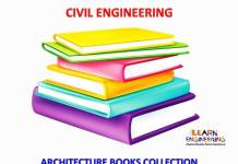Architecture Books Collection