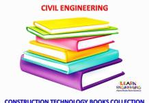 Construction Technology Books