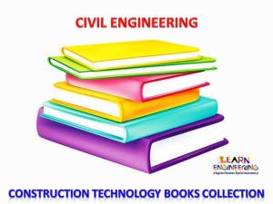Construction Technology Books
