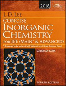 Concise Inorganic Chemistry for JEE (Main & Advanced) By Sudarsan Guha