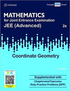 Coordinate Geometry By G. Tewani for IIT-JEE Exam