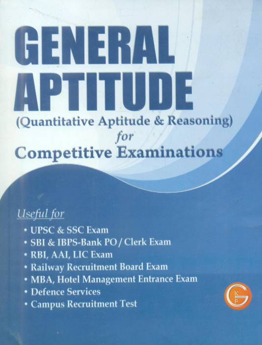 General Aptitude for All Branch By Vani Publication