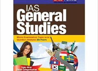 IAS General Studies: Mains Examination Topic-Wise Question Papers By UPSC Portal