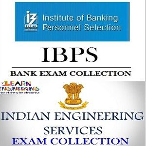 IES & Bank Exam