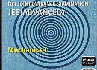 Mechanics I By B.M.Sharma for IIT-JEE Exam