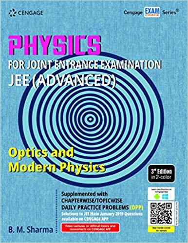 Optics & Modern Physics By B.M.Sharma for IIT-JEE Exam