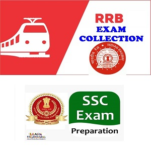RRB AND SSC EXAM COLLECTION