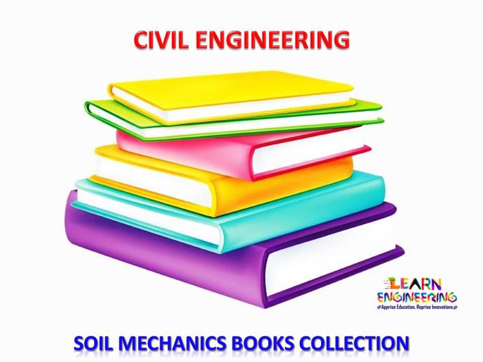 Soil Mechanics Books Collection