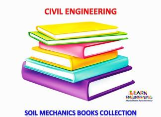 Soil Mechanics Books Collection
