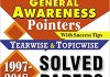 SSC CGL General Awareness Pointers Solved Papers By Kiran prakashan