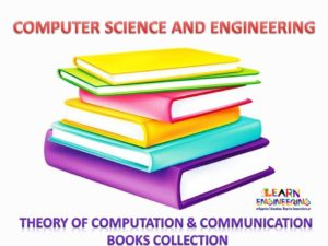 Theory of Computation and Communication Books