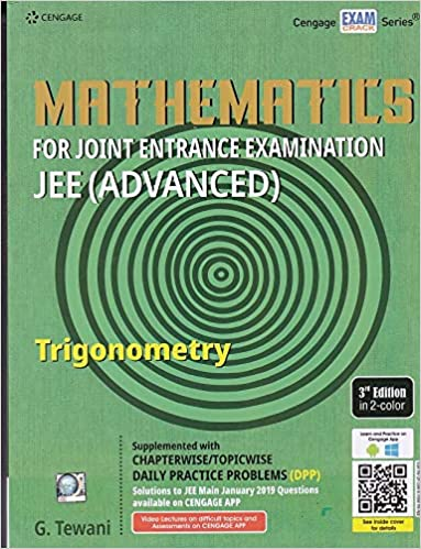 Trignometry By G. Tewani for IIT-JEE Exam