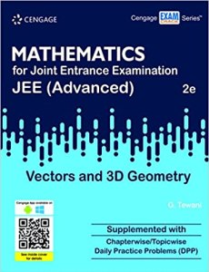 Vectors and 3D Geometry By G. Tewani