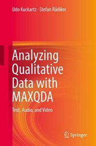 Analyzing Qualitative Data with MAXQDA By Udo Kuckartz