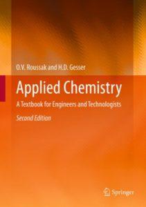 Applied Chemistry By O.V. Roussak