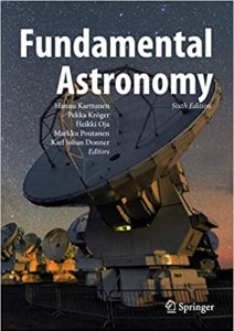 Fundamental Astronomy By Hannu Karttunen