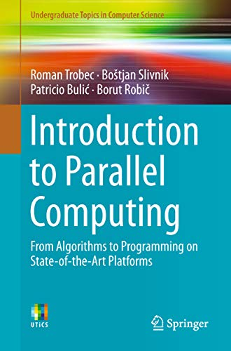 Introduction to Parallel Computing By Roman Trobec
