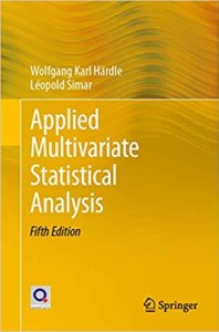 Applied Multivariate Statistical Analysis By Wolfgang Karl Hardle