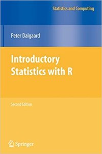 Introductory Statistics with R By Peter Dalgaard