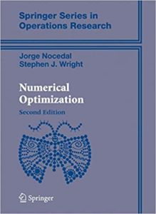 Numerical Optimization By Jorge Nocedal