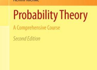 Probability Theory By Achim Klenke