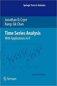 Time Series Analysis By Jonathan D. Cryer