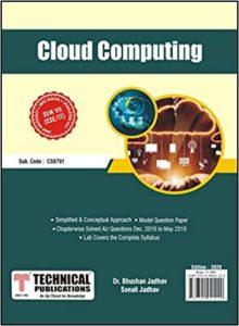 CS8791 Cloud Computing