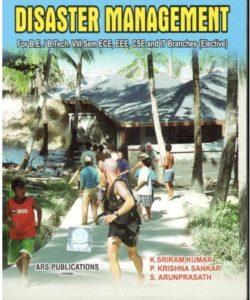 GE8071 Disaster Management