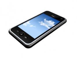A smart phone