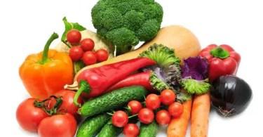 Lesson 47 - Vegetables