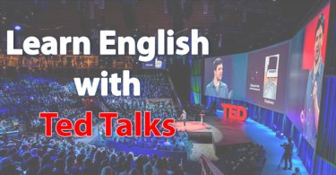 Learn English with Ted Talks