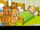 Goldilocks and the three bears short