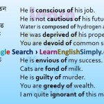 Appropriate Prepositions Part 09
